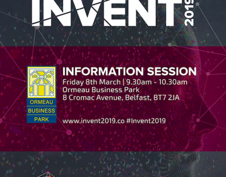 Invent Awards 2019 Information Session