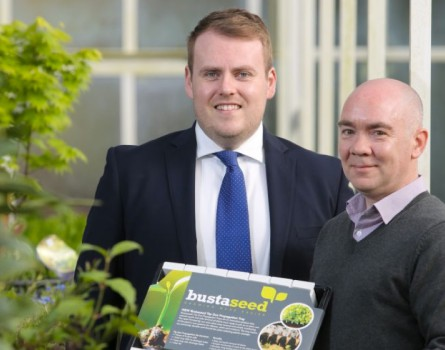 Go For It sows the seeds for success of Belfast start-up, Bustaseed